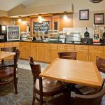 Americ Inn Princeton Breakfast