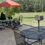 Americ Inn Tomah Outdoor Patio