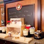 Americ Inn Sartell Breakfast
