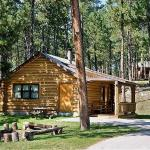 Foto van Blue Bell Lodge