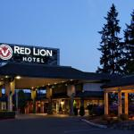 Foto de Red Lion Hotel Bellevue