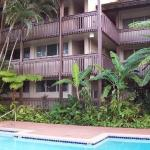 Foto di Wailua Bay View Condominiums