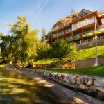 Lakeside Illahee Inn on beautiful Lake Kalamalka.