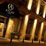 Foto de Atlas Hotel Brussels