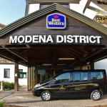 BEST WESTERN Hotel Modena District