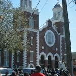 50th Anniversary Selma March Crowds at the Brown Chapel