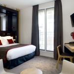 DELUXE TRIPLE ROOM HOTEL MARCEAU CHAMPS ELYSEES
