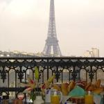 Hotel Splendid Tour Eiffel
