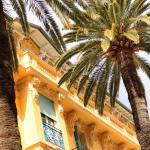 Facade 3 Hotel Gounod Nice