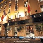 Photo de Hotel Beau Rivage