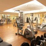 Wellness Hotel Grindelwald Schweiz Fitness Center