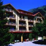 Hotel Falken Wengen Foto