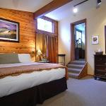 Foto de Purple Mountain Lodge Bed & Breakfast and Day Spa