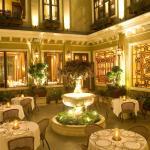 Patio, Restaurant Grano de Oro