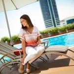 迪拜瑞漢金玫瑰羅塔納酒店