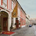 St. George Residence in the Buda Castle Foto