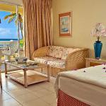 St Lucian Beachfront Room