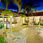 St Lucian Entrance Lobby
