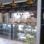 Sweet Decadence at The Gallery, Ballarat - Main Counter [March 2015]