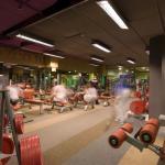 Gym at Husa Princesa Madrid