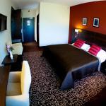 Photo de Budapest Airport Hotel Stacio