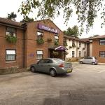 Foto de Premier Inn Nottingham South Hotel