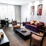 Lidotel Barquisimeto Junior Suite Living Room
