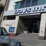 Welcome to the Days Inn Liverpool