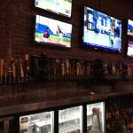 150 beers on tap!!   Wow!!  The absolute in enjoying incredible beers... Great TV's.... But not