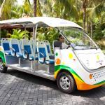 Tuk Tuk island transportation