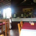 local do café da manhã