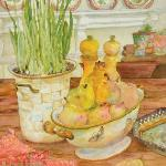 Carol Curis Watercolor Classes at Harpeth Art Center & Gallery
