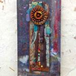 Lisa Jennings Mixed Media sculpture Workshop at Harpeth Art Center & Gallery