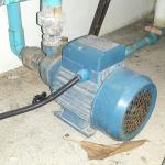 The dreaded water pump