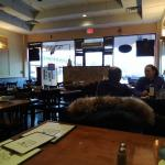 Dining Area at Niko's Trapezi