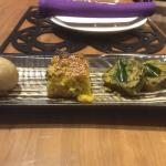Kachori, Handva & Patra.... appetizers