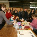 Visite de l'usine Petitcollin