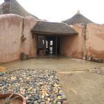 After the rains at Kulala Desert Lodge