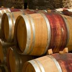 Ageing in our wine cellar