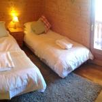 Chalet Cofis Les Gets - Bedroom Three