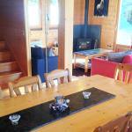 Chalet Cofis Les Gets - Lounge / Dining