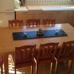 Chalet Cofis Les Gets - Dining