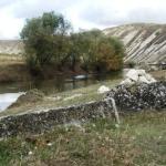 Тихое место за селом Требужены, отлично подходит для походов