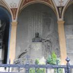 Final resting place of Antonín Dvořák