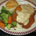 Southern Fried Chicken 'n Biscuits