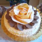 torta cioccolato e arancio