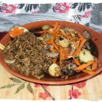 Kiss Me Beef with fried rice up-charge
