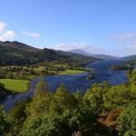 Queens View of Loch Tummel taken by myself