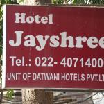 Hotel Jayshree Bombay