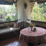 Private Terrace / in room dinning